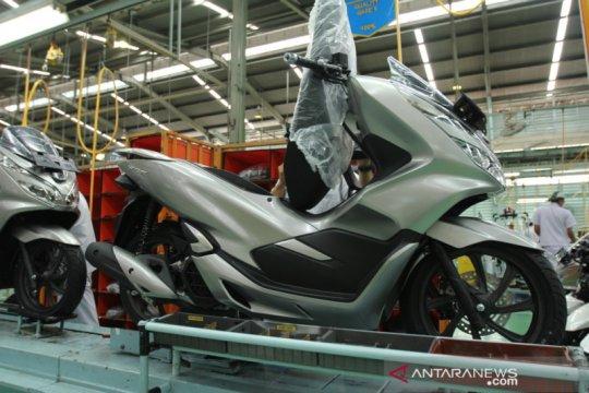 Honda PCX diekspor ke Brasil