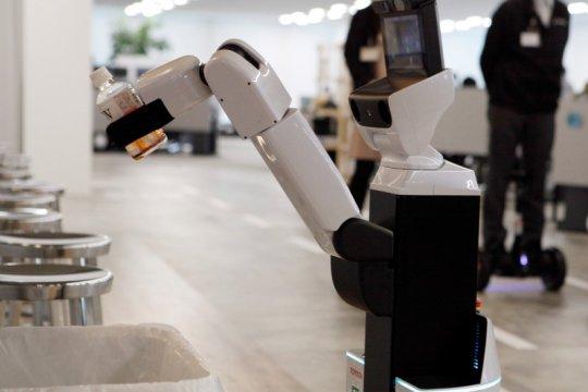 Robot gantikan mahasiswa Jepang dalam acara kelulusan karena COVID-19