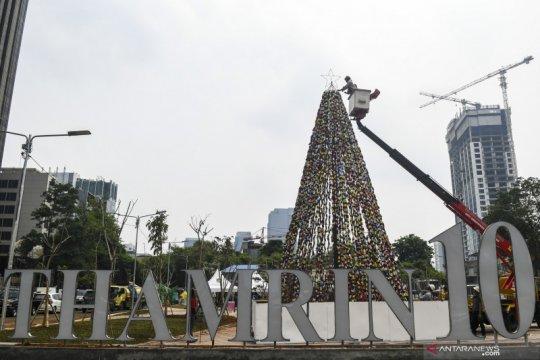 Pemkot Jakpus harapkan pengelolaan Thamrin 10 lebih maksimal