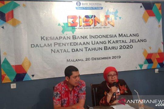 Di Malang, BI siapkan Rp1,89 triliun untuk kebutuhan Natal