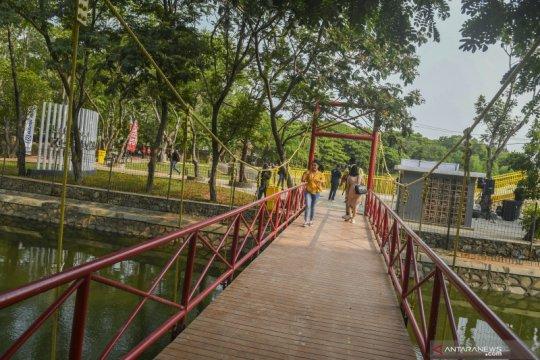 Utan Kemayoran hadir sebagai solusi tata hijau perkotaan