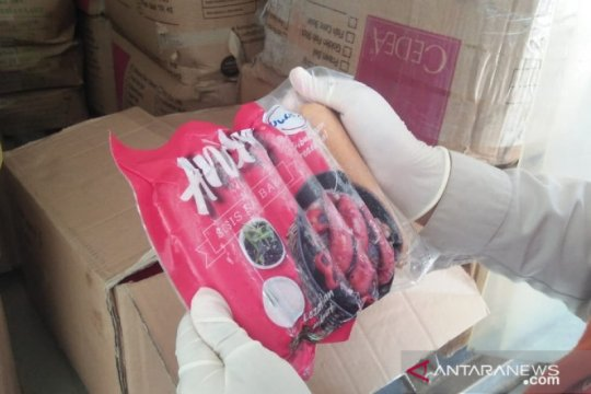 Dua jurnalis TV diancam saat liputan daging impor ilegal