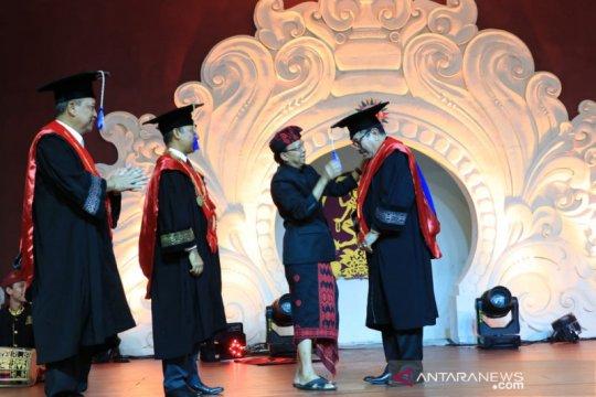 Wagub Bali dikukuhkan jadi profesor di ISI Denpasar