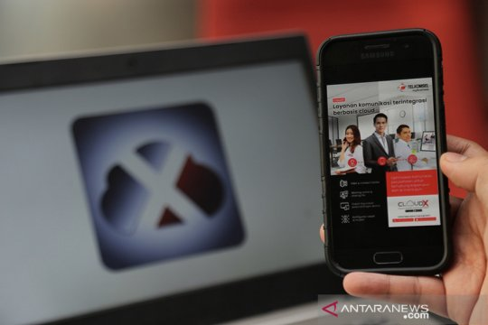 Telkomsel luncurkan CloudX, dukung komunikasi operasional perusahaan