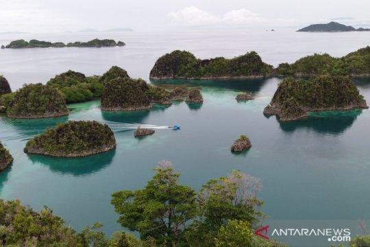 HPI: Kandasnya kapal Aqua Blu tidak mempengaruhi kunjungan wisata