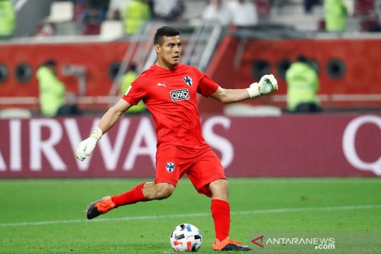 Menang adu penalti, Monterrey peringkat ketiga Piala Dunia Antarklub