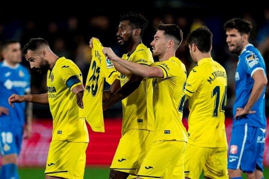 Villarreal akhiri tren positif Getafe