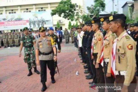 Polda fokus empat sasaran pengamanan pada Operasi Lilin Jaya 2019