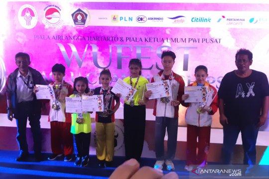 Rajawali Sakti juara umum Wufest Taolu Championship 2019
