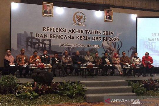 DPD targetkan RUU Daerah Kepulauan disahkan pada 2020