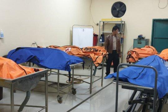 Terobos perlintasan, tujuh warga tewas dihantam Argo Parahyangan