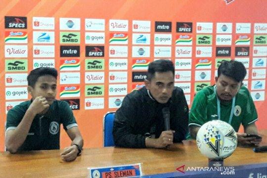 PS Sleman syukuri kemenangan telak atas Tira-Persikabo