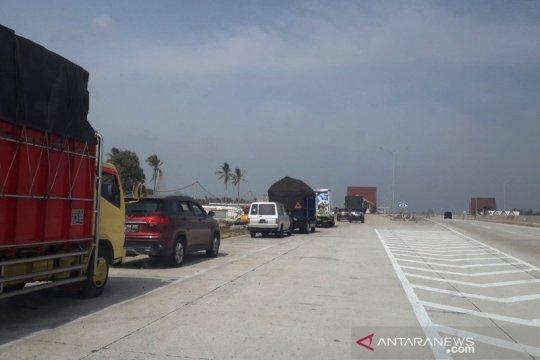 H-3 Natal, sebanyak 19.822 kendaraan masuk tol trans Sumatera