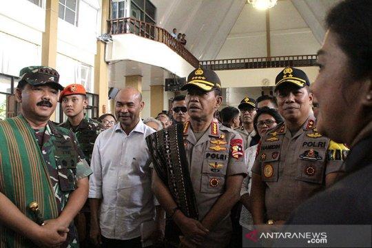 Kapolri-Panglima TNI lakukan kunjungan kerja ke NTT
