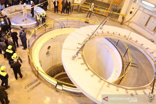 Iran bakal terobos batasan pengayaan uranium