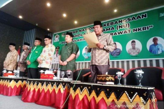 Ulama Aceh deklarasi cinta NKRI