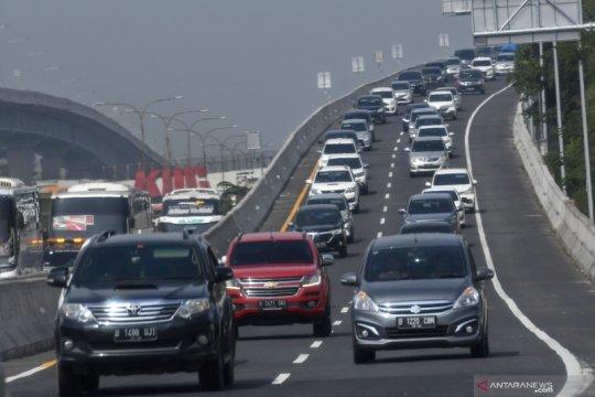 Tidak ada potensi kepadatan arus kendaraan di Tol Jakarta-Cikampek