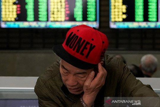 Saham China dibuka lebih tinggi, setelah untung dua hari beruntun
