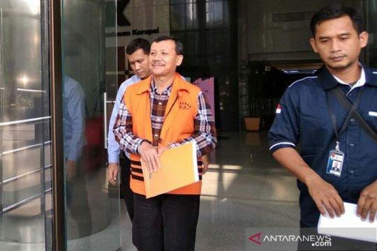 KPK rampungkan penyidikan mantan Sekda Jabar Iwa Karniwa