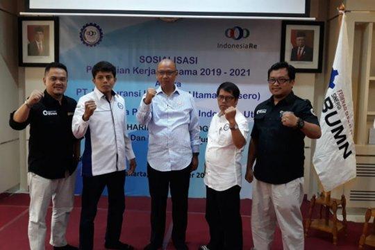 Perbaharui PKB, Indonesia Re ingin SP perusahaan jadi percontohan