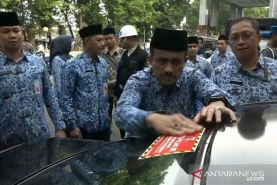 Tiga kendaraan milik ASN Jaktim masih menunggak pajak