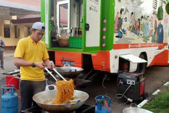 Humanity Food Truck dukung HUT Kowad Kodam V Brawijaya
