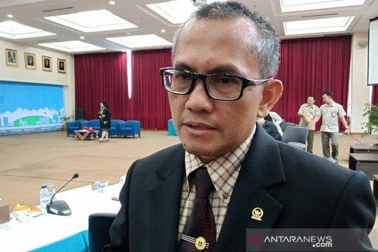Ketua KY temui Mahfud MD bahas penegakan hukum