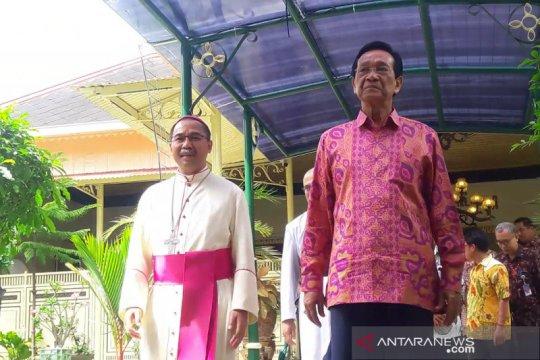 Uskup Agung Semarang ingatkan umat Kristiani deklarasi persaudaraan