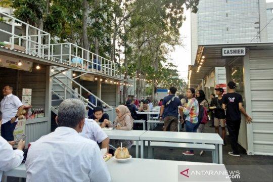 Pasar Jaya tegaskan Thamrin 10 tak akan saingi kawasan Kuliner BSM