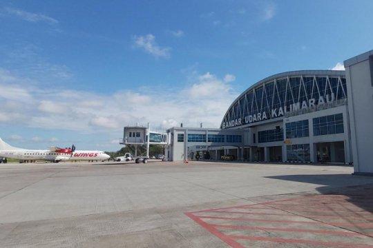 Kemenhub optimalkan Bandara Kalimarau dukung pengembangan pariwisata