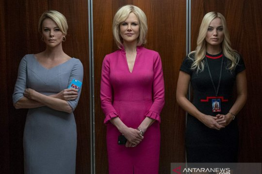 """Bombshell"", tentang wanita, karir, dan skandal Fox News"