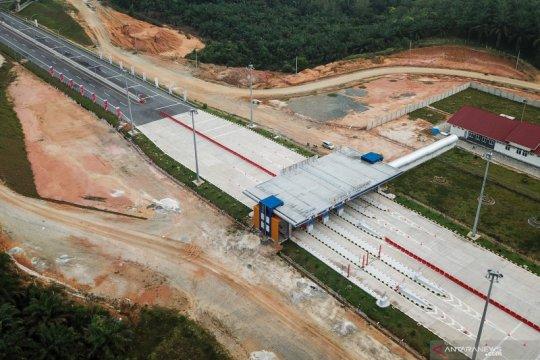 Proyek tol Pekanbaru-Dumai tetap lanjut pascainsiden tewaskan pekerja