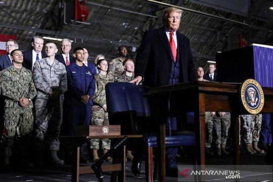 """Trump: kesepakatan dagang dengan China akan """"segera"""" diteken"""