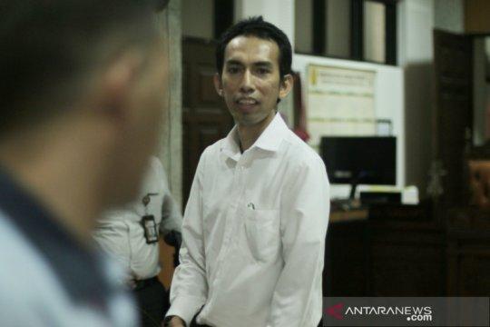 Mantan Kasi Inteldakim Mataram divonis 4 tahun penjara
