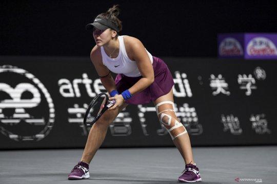 Andreescu dipastikan absen pada ajang pemanasan Australia Open