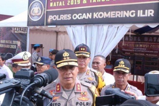 Polda Sumsel siapkan pos pelayanan di tol Palembang-Lampung