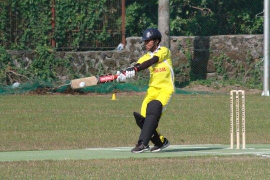 Timnas kriket Indonesia akhiri 2019 dengan pecah rekor