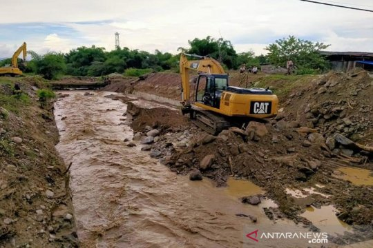 Kondisi Wasior, Teluk Wondama berangsur pulih pascabanjir