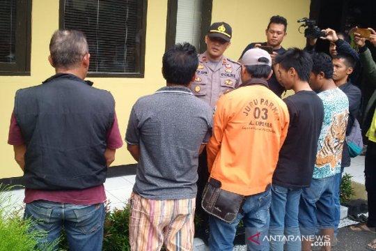 Polisi amankan pemeras wisatawan di objek wisata Cipanas