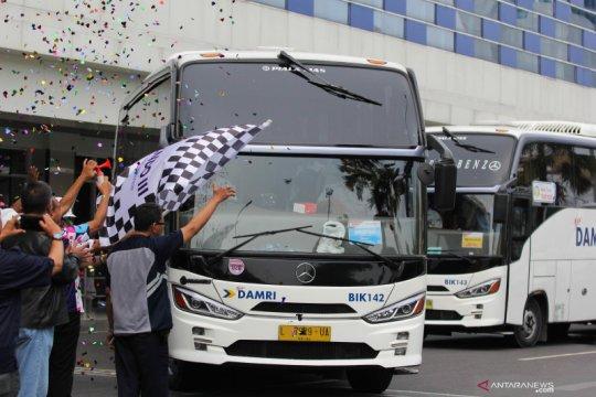Kemenhub siapkan 1.317 bus mudik gratis Lebaran 2020