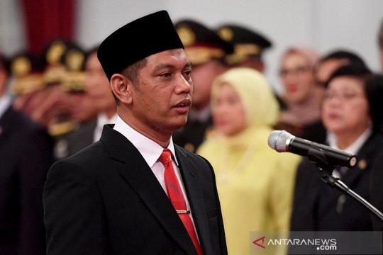Wakil Ketua KPK: Rencana cari jubir murni untuk isi posisi kosong