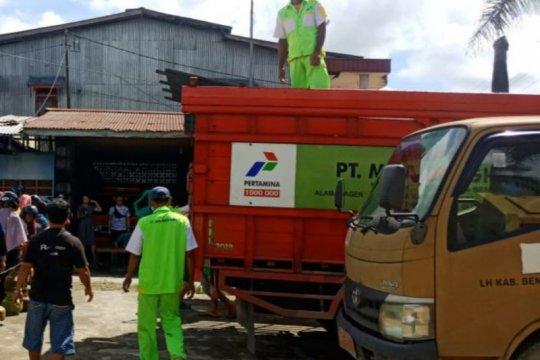 Pertamina gelar operasi pasar elpiji bersubsidi di Bengkayang