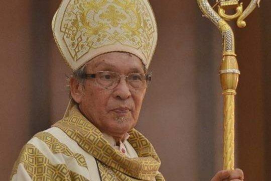 Natal momentum umat Kristiani bangun persahabatan, pesan Uskup Kupang