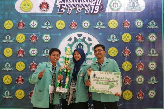 Teknologi usir hama bawa mahasiswa UNS juara nasional