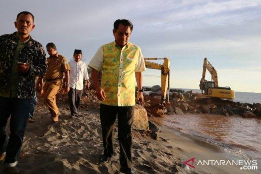 Atasi abrasi pantai Padang Pariaman, BNPB alokasikan belasan miliar