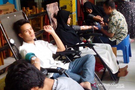 Stok darah di Cianjur saat libur Natal-Tahun Baru cukup, sebut PMI