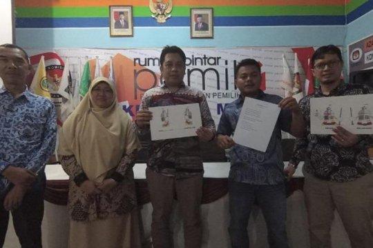 KPU Medan tetapkan maskot dan jingle Pilkada 2020