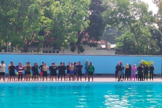 Surabaya miliki tim penyelamat perempuan evakuasi korban bencana