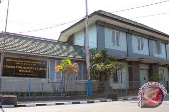 27 warga binaan Lapas Wirogunan memperoleh remisi Natal
