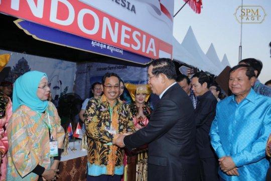 KBRI Gelar Promosi Terpadu Akhir Tahun dalam Festival Laut di Kamboja